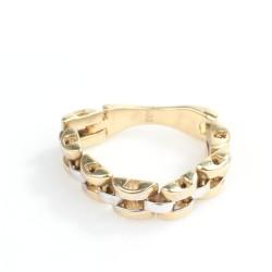 14 Ayar Altın Rolex Yüzük - Thumbnail