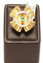 22 Ayar Altın Gazoz Kapağı Model Yüzük - Thumbnail