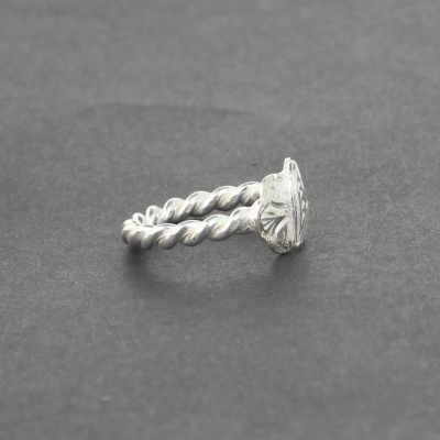 925 Ayar Gümüş Burma Yüzük
