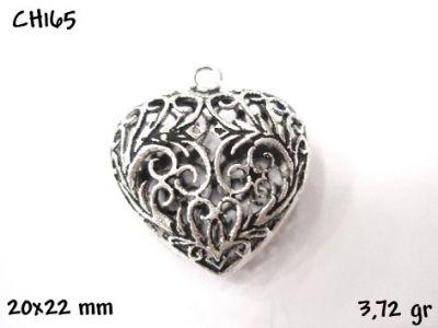 Gümüş Charm Kolye Ucu - CH165