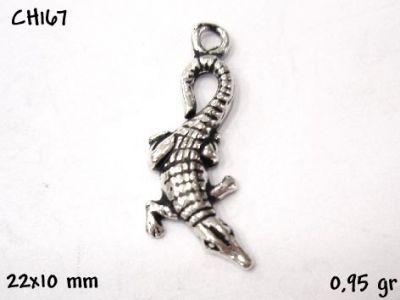 Gümüş Charm Kolye Ucu - CH167