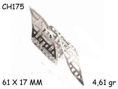 Gümüş Charm Kolye Ucu - CH175