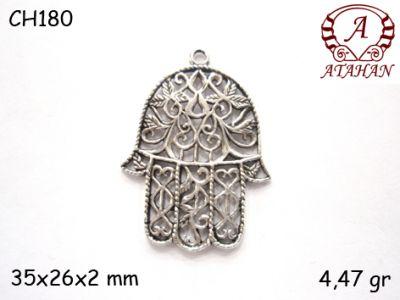 Gümüş Charm Kolye Ucu - CH180