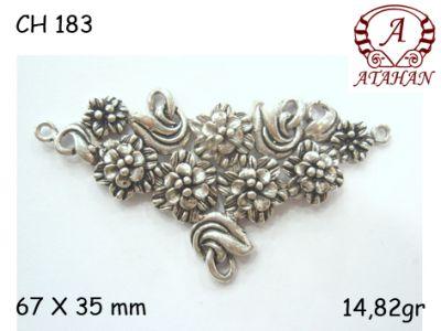 Gümüş Charm Kolye Ucu - CH183