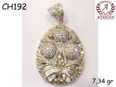 Gümüş Charm Kolye Ucu - CH192