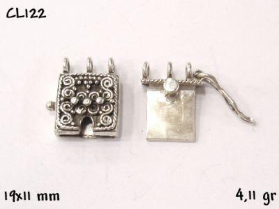 Gümüş Kilit - CL122