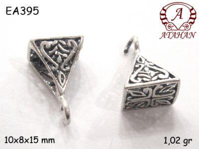 Gümüş Küpe Malzemesi - EA395