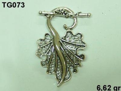 Gümüş Çubuklu Kilit - TG073